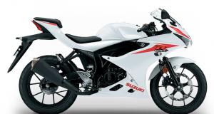 Moto Suzuki GSX-R125 à gagner