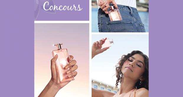 Parfum Idole de Lancôme offert