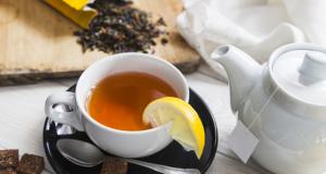 Sachets de thé gratuits