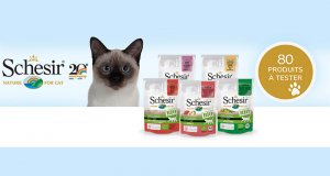 Sachets schesir humide BIO pour chat à tester
