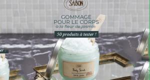 Testez le Body Scrub Delicate Jasmine de Sabon