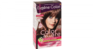 Testez le Kit Coloration Color & Care Caramel Eugène Color