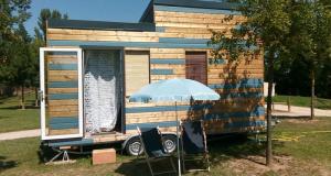 Une nuit gratuite en Tiny House Maison Écologique