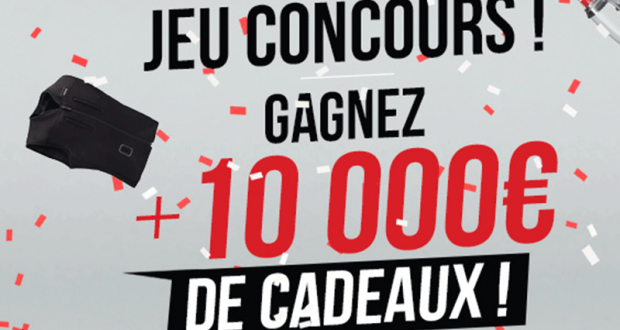 10 000 euros de cadeaux à gagner