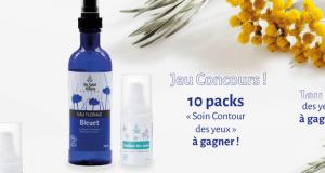 10 packs Soin Contour des yeux De Saint Hilaire offerts