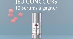 10 sérums Eucerin offerts
