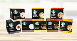 16 000 boîtes de capsules Café Starbucks à tester