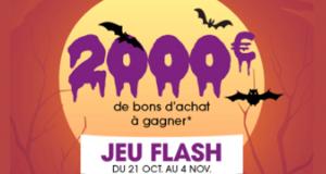 200 bons d'achat de 10 euros à valoir à La Galerie Géant Fréjus
