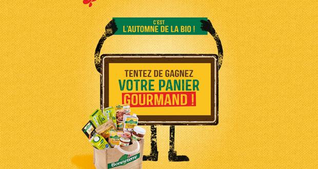 25 paniers gourmands Bonneterre offerts
