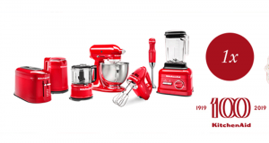 29 lots KitchenAid offerts