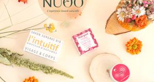 30 lots de 2 box beauté NUOO offerts