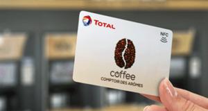 350 cartes Coffee Comptoir Des Arômes offertes