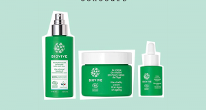 5 lots de 3 produits cosmétiques Biovive offerts