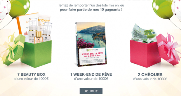 7 beauty box de 1000 euros offertes