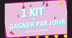 7 kits maquillage offerts