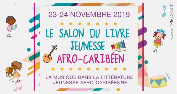 7e Edition du Salon du Livre Jeunesse Afro-Caribéen