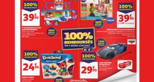 Auchan Produits 100% remboursés le 16 Octobre 2019