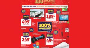 Auchan Produits 100% remboursés le mercredi 23 Octobre 2019
