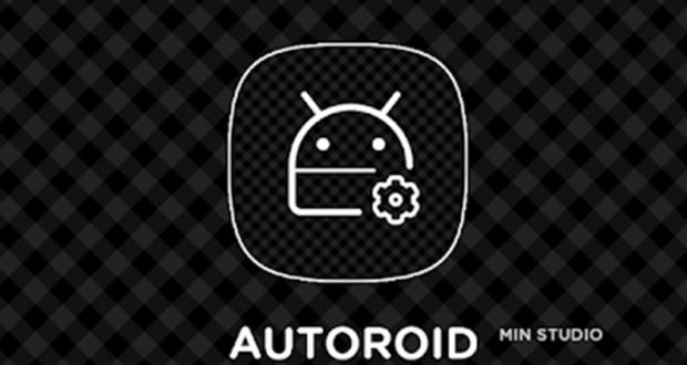 Autoroid Automation Device Settings Gratuit