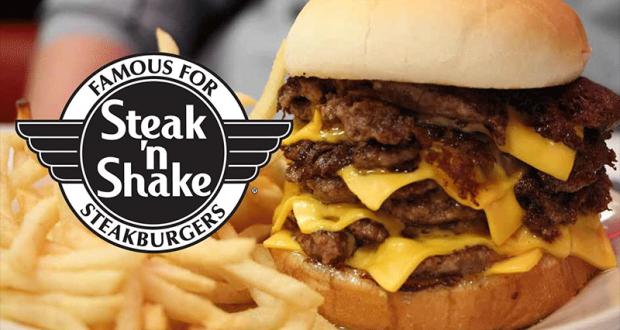Burger offert aux 100 premiers clients - Steak 'n Shake Reims