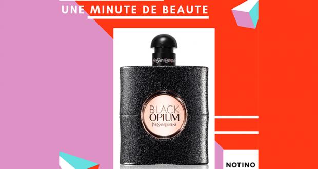 Parfum Black Opium Yves Saint Laurent offert
