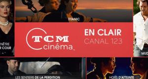 TCM Cinéma en clair jusqu'au 18 Novembre