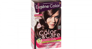 Testez le Kit Coloration Color & Care Châtain Paprika Eugène Color