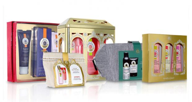 10 coffrets de produits de soins Roger & Gallet offerts