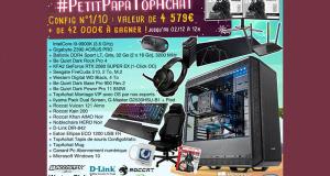 10 ordinateurs Gamer à gagner (Valeur unitaire 4200 euros)