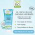 100 crèmes de soin Cheveux Hydratés Coco SO'BiO étic à tester