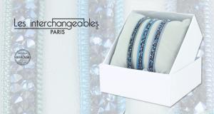 15 coffrets de bracelets Les interchangeables offerts