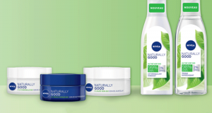600 soins Naturally Good de Nivea à tester