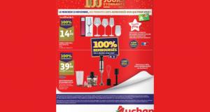Auchan Produits 100% remboursés le 13 Novembre 2019