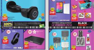 Auchan Produits 100% remboursés le 29 Novembre 2019