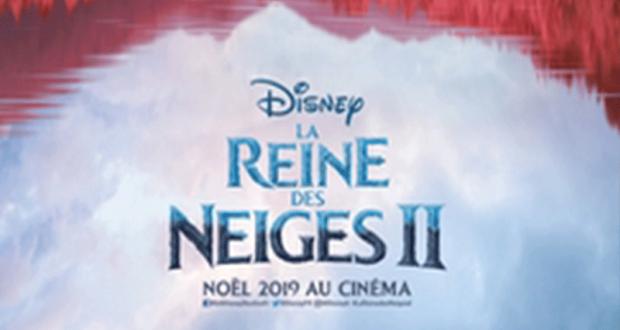 Cinéma de Noël 2019 Reine des neiges 2