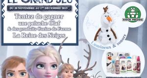 Des produits Corine de Farme + une peluche Olaf offerts