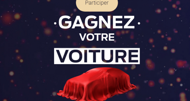 Gagnez une voiture Ford Ka+