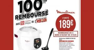 Multicuiseur Moulinex Cookeo CE700100 100% remboursés