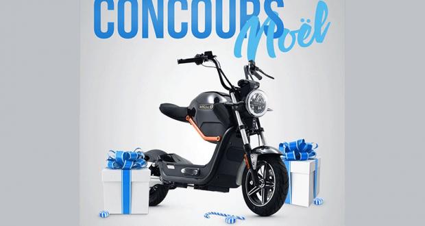 Scooter électrique Miku Max offert