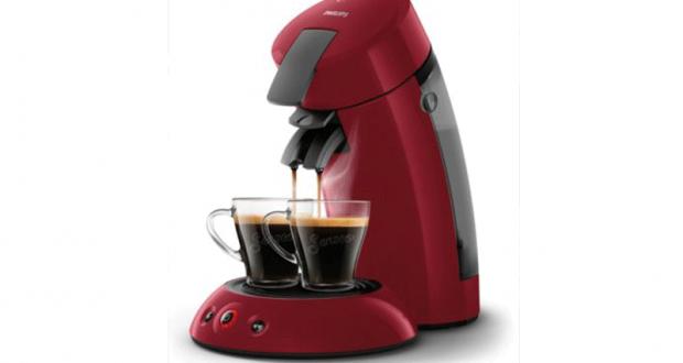 Testez la Machine à café à dosettes SENSEO Original Philips