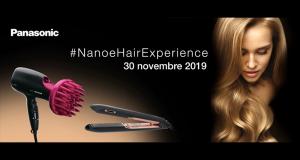 Testez la gamme Nanoe de Panasonic