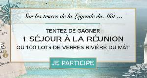 Un voyage pour 2 personnes à La Réunion