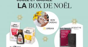 Une box beauté de Noël offerte