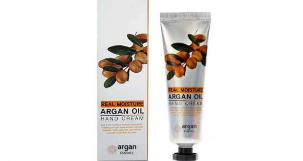 Échantillons gratuits de Crème pour les mains à l'huile d'argan