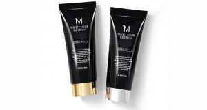 Échantillons gratuits de M Perfect Cover B B Cream de Missha