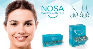 Échantillons gratuits des Bouchons de nez anti odeur NOSA