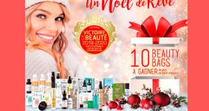 10 Beauty Bags de 550€ chacun offerts