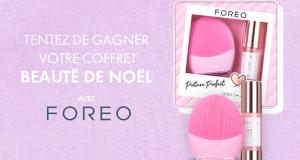 10 coffrets de 2 produits de beauté FOREO offerts
