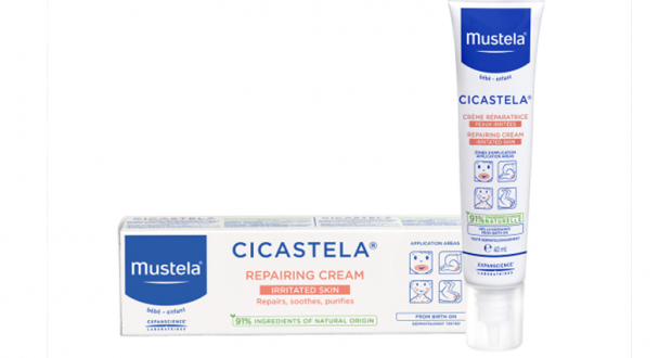 10 coffrets de produits Mustela offerts