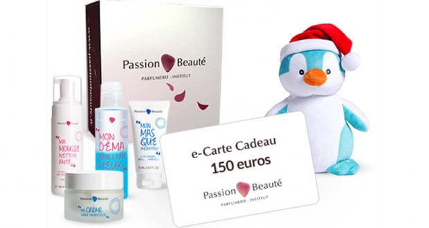 10 coffrets de soins Passion Beauté offerts